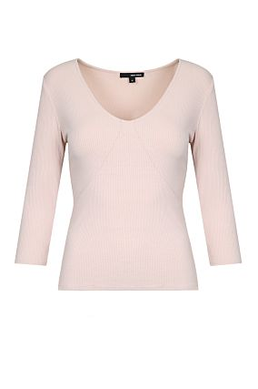 Pinkes Basic Top