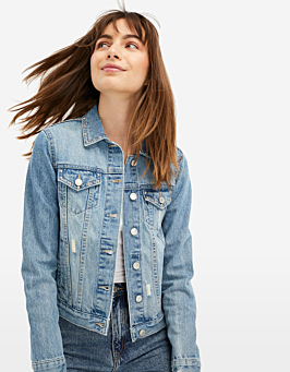 new arrival d0575 7e554 Giacche Jeans Donna | Negozio online TALLY WEiJL
