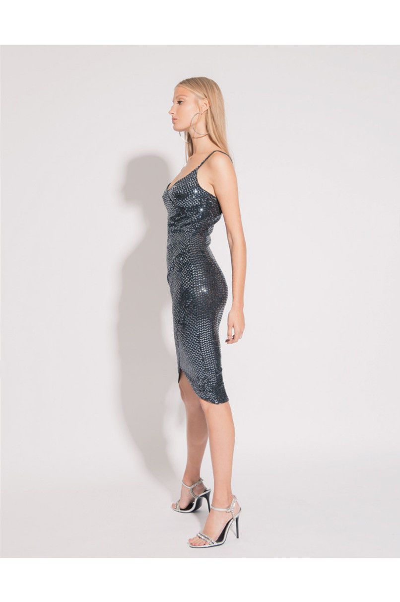 Tally Weijl - glitter dress - 1