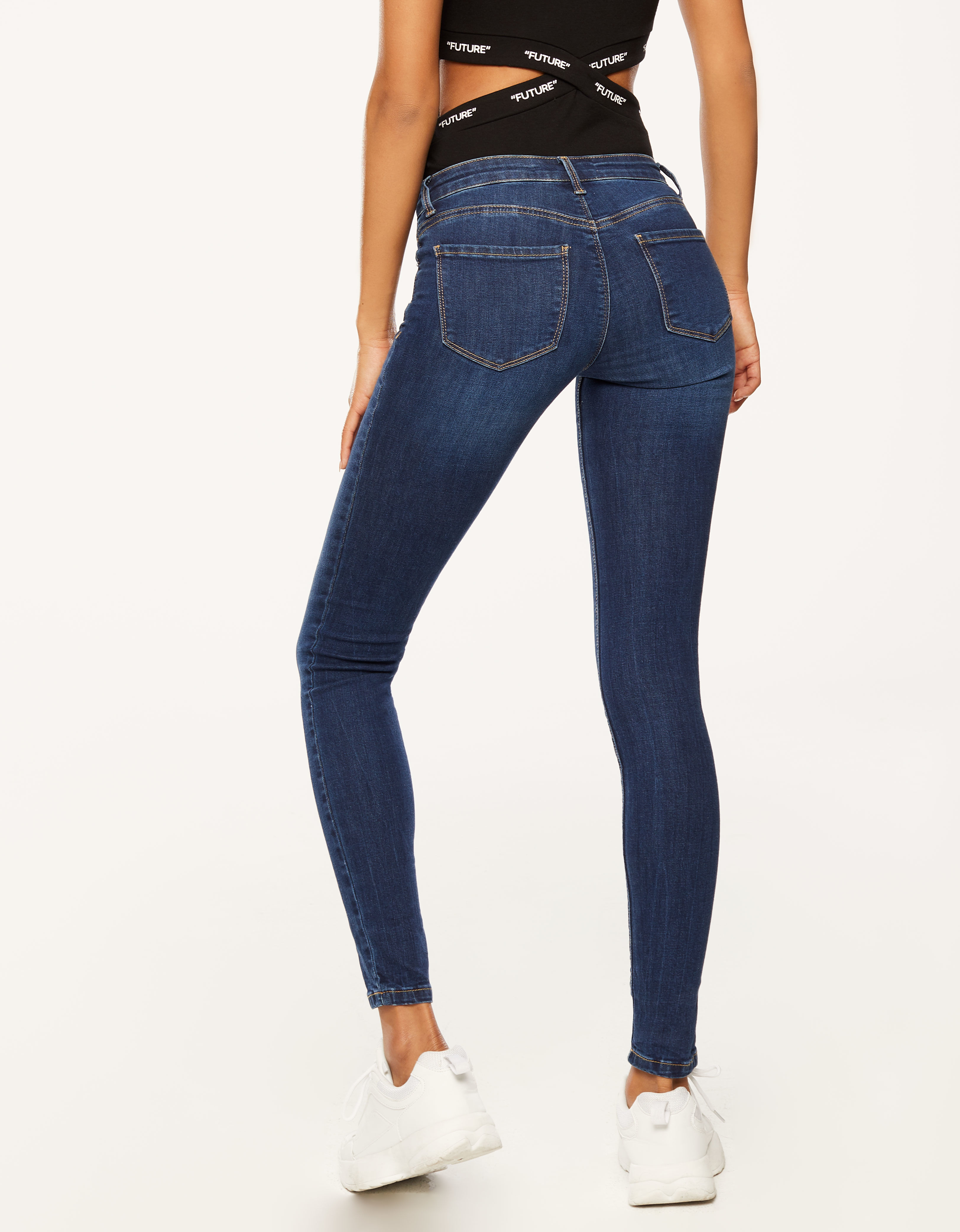 Tally Weijl - Low Waist Skinny Jeans - 3
