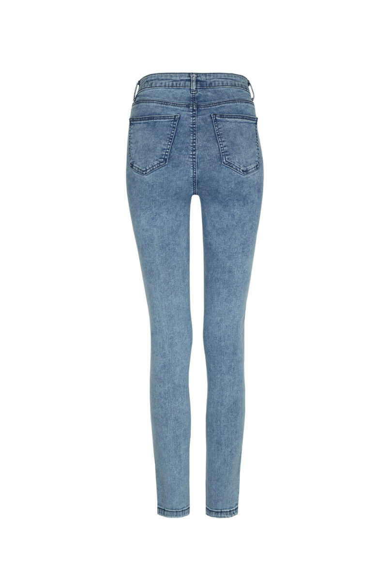 Tally Weijl - High Waist Skinny Jeans - 4