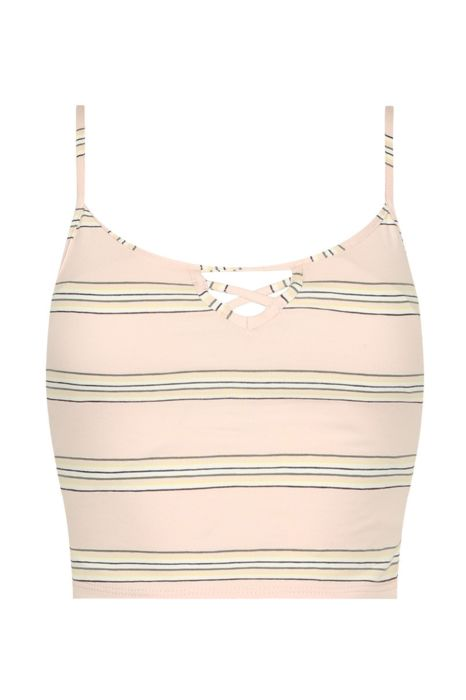 b7b1059be2 Pink Striped Crop Top - Crop Tops - Tops & Tanks - CLOTHING