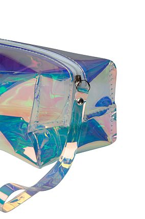 Hologram Makeup Bag