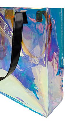 Hologram Shopper Bag