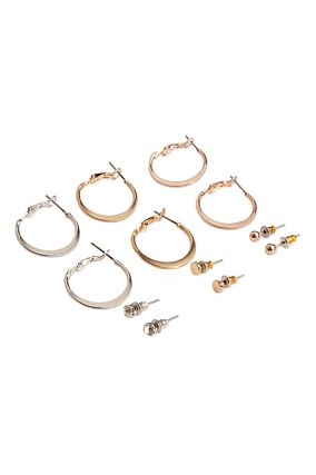 Pack of 6 Earrings