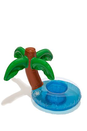 Palm Tree Drink Holder