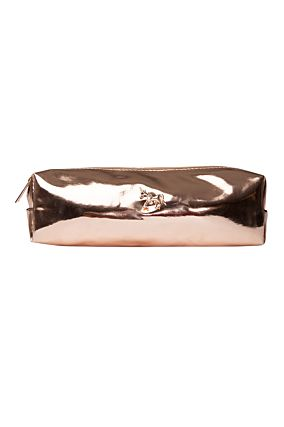 Rose Gold Pencil Case