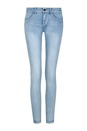 Light Blue Push Up Jeans