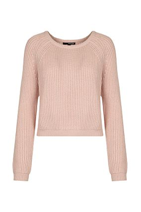 Pink Knitted Jumper
