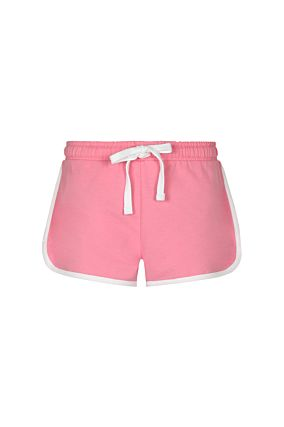 Mini Short de Sport Rose