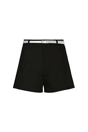 CHINO SHORT WITH BELT HH 32