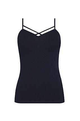 Dark Blue Tank Top