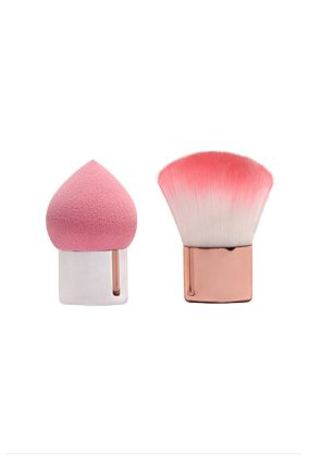 Makeup Sponge & Brush Set