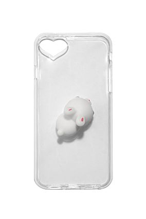 Coque iPhone Lapin Antistress