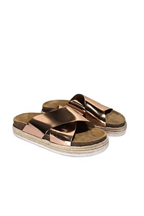 Copper Sliders