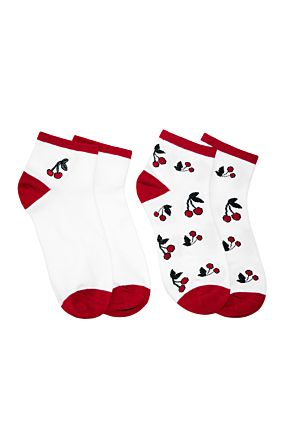 Socks with Cherries