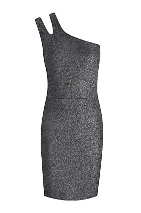 Silver Lurex Dress