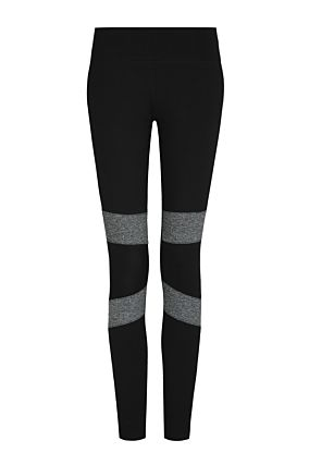 Black and Grey Leggings