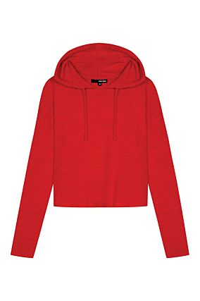 Red Chenille Jumper