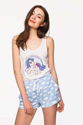 My Little Pony White Top