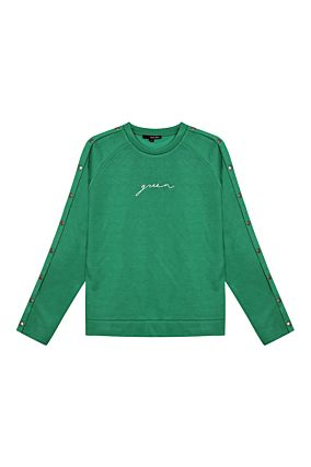 Green Sweatshirt