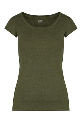 Green Basic Top