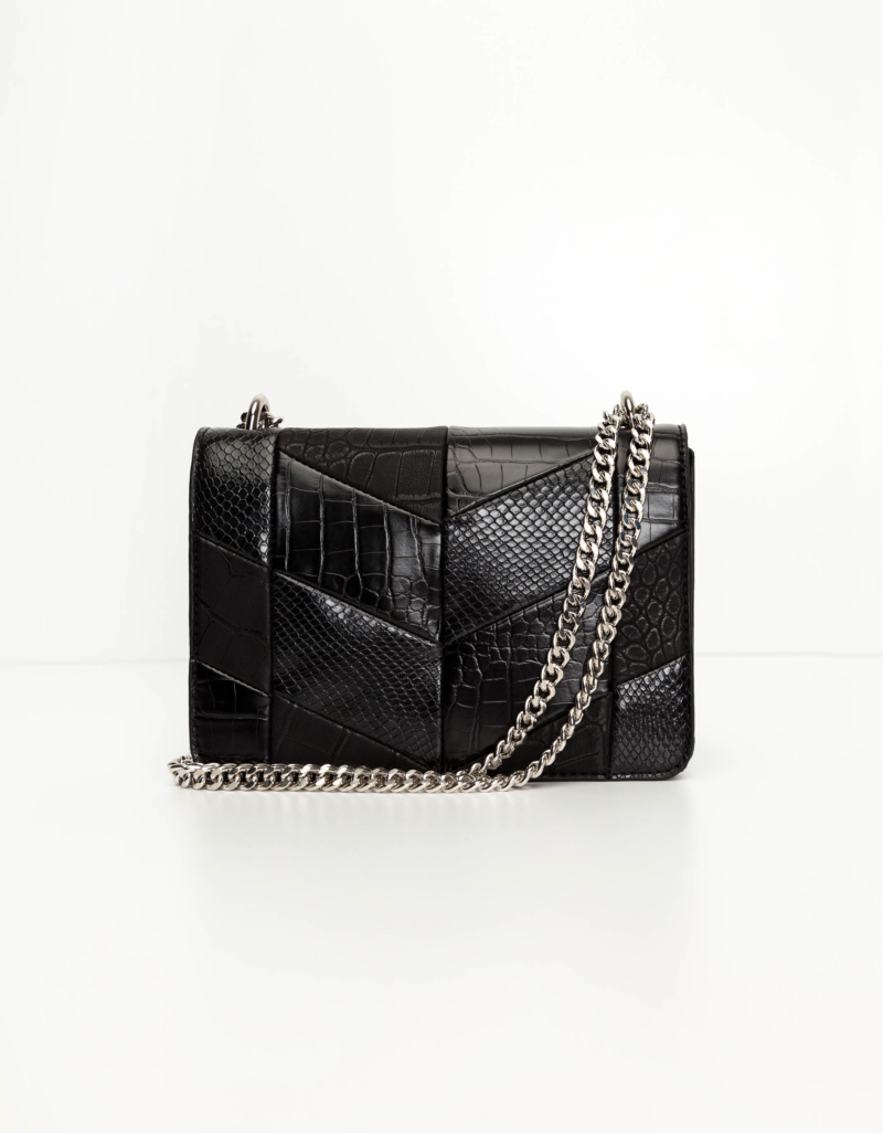 Sac En Faux Croco Et Serpent by Tally W Ei Jl