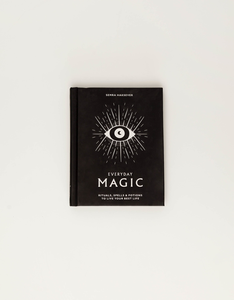 Everyday Magic Livre Anglais Par Semra Haksever