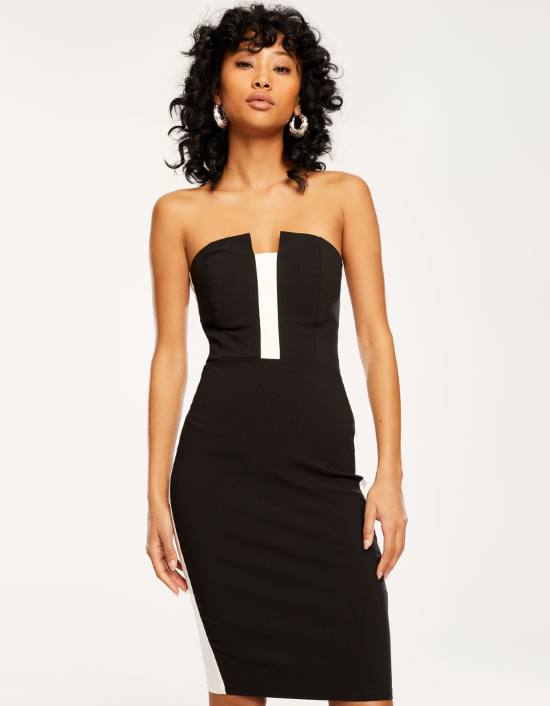 8de8fe3169d Black Bodycon Dress