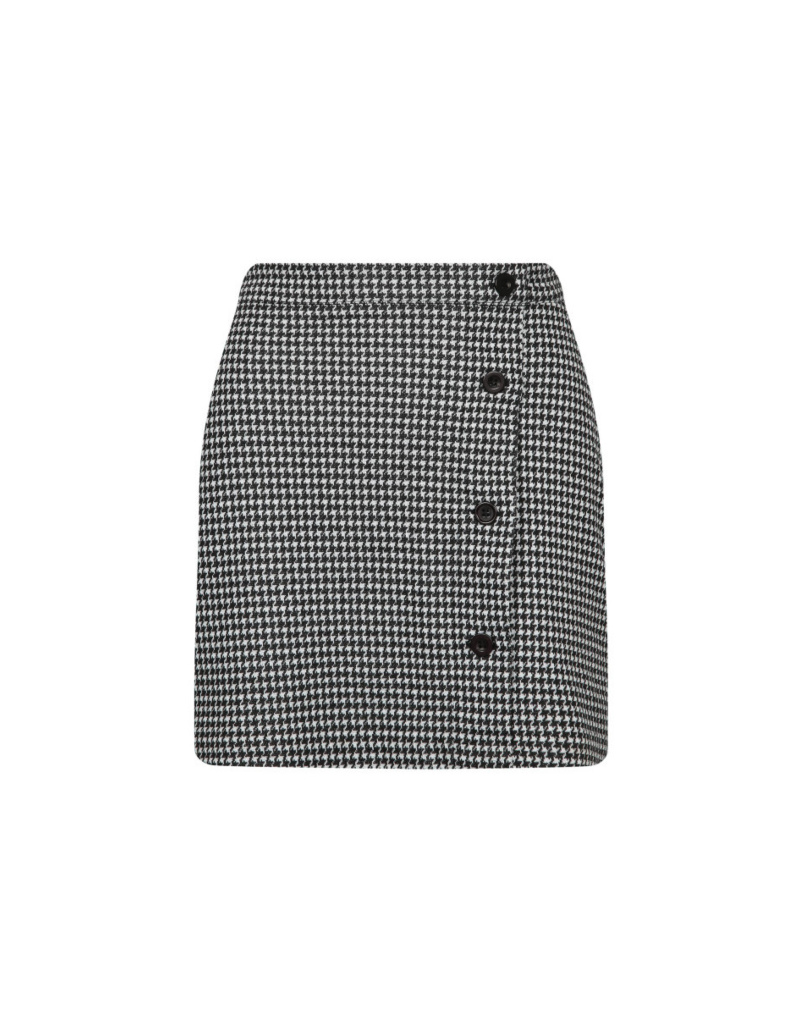 592708caf Houndstooth Skirt | TALLY WEiJL Online Shop
