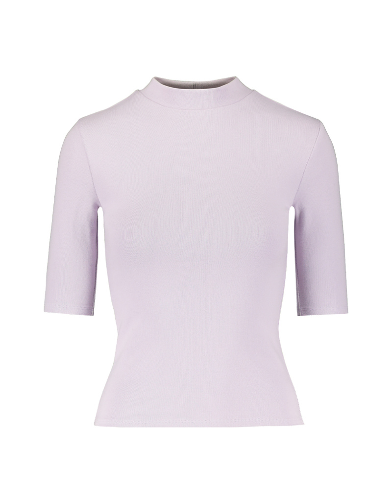 Lila Basic Top by Tally W Ei Jl