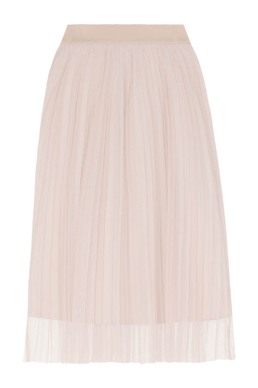 Light Pink Midi Skirt |TALLY WEiJL