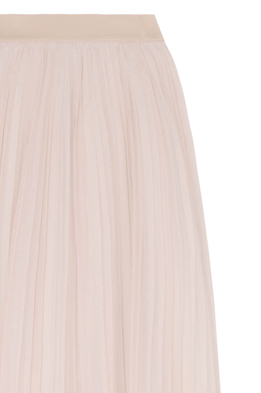 Light Pink Midi Skirt