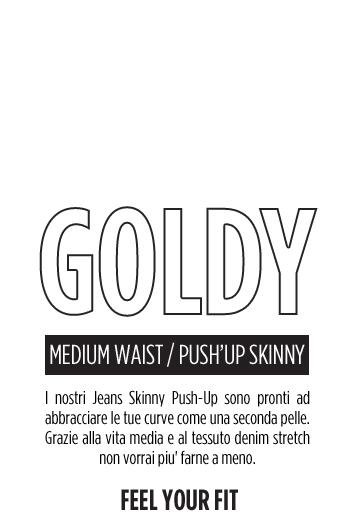 Goldy description