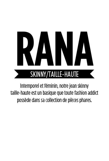 rana description